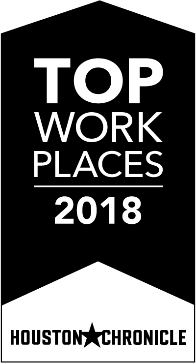 Houston Chronicle Top Workplaces - 2018